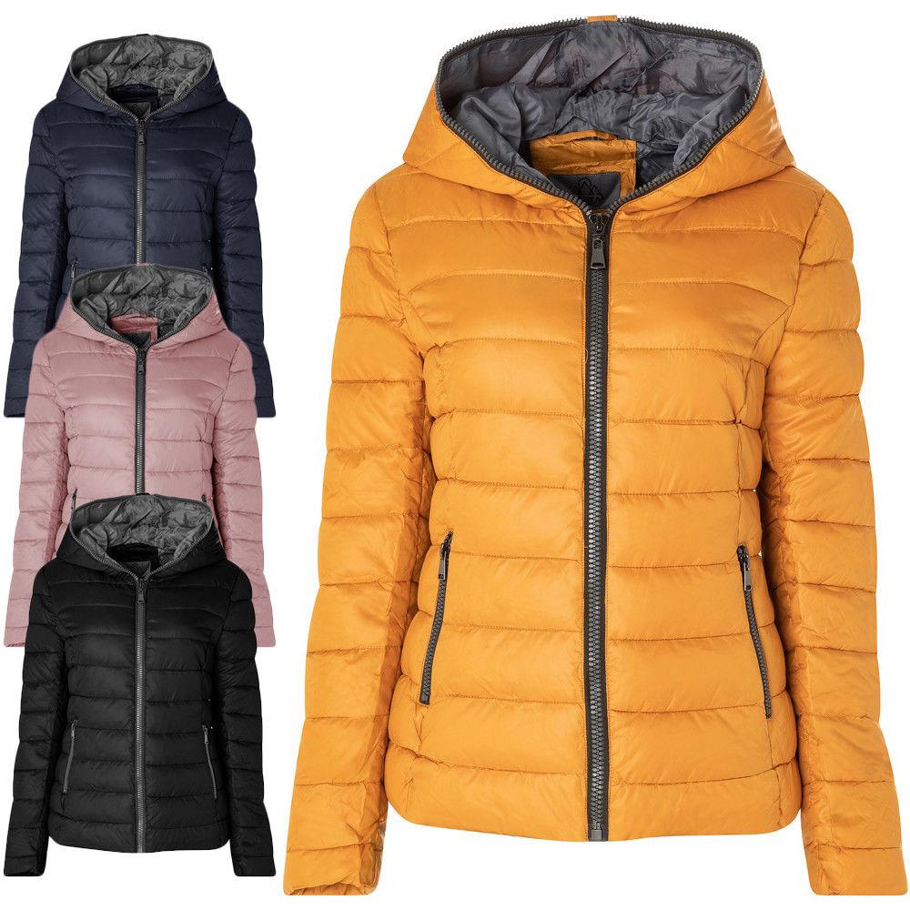 watch 4fd92 1144b Piumino donna ARTIKA City Jacket N011 cappuccio giubbotto giacca