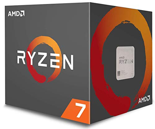 AMD Ryzen 7 1700 – Processore  3.0 GHz (3.7 GHz Turbo)  – Socket AM4