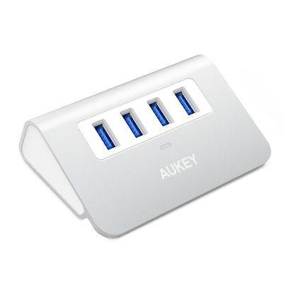 AUKEY Hub USB 3.0 4 Porte SuperSpeed 5Gbps