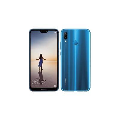 HUAWEI P20 LITE KLEIN BLUE 64GB MONO SIM DOPPIA FOTOCAMERA GARANZIA ITALIA