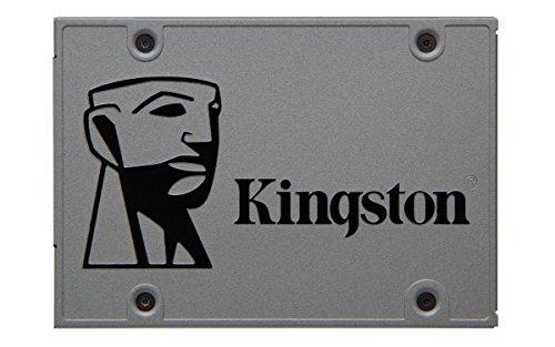 Kingston SUV500/480G SSD Interno da 480 GB, SATA III, 520MB/s Lettura, 500MB/s Scrittura