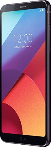LG Mobile G6 Smartphone 5,7 pollici, QHD Plus Full Vision Display, Snapdragon 821 2,35 Ghz, 4GB RAM, Memoria 32 GB, Android 7.0, nero [EU]