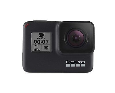 GoPro hero7 Action Camera 4K con Hypersmooth