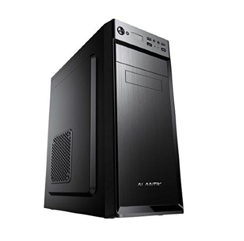 Pc Desktop Computer Fisso Nuovo INTEL CORE i5 2400 RAM 8GB WINDOWS 10 PRO ORIGINALE WiFi