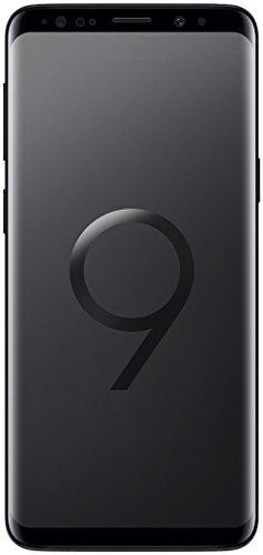 Samsung Galaxy S9 Smartphone, Nero, Display 5.8″, 64 GB Espandibili, Single Sim [Versione Italiana]