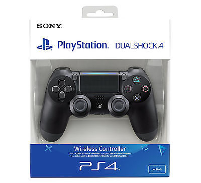 PlayStation 4 – Dualshock 4 Controller Wireless V2, Nero