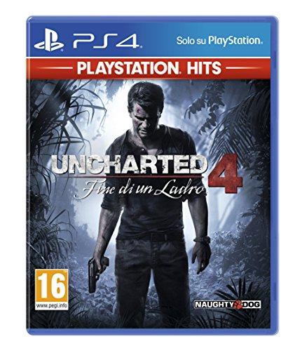 Uncharted 4: Fine Di Un Ladro (Ps Hits) – Classics – PlayStation 4